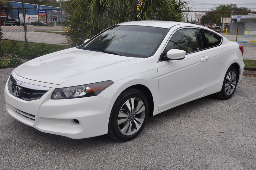 2012 Honda Accord Left Side Repair