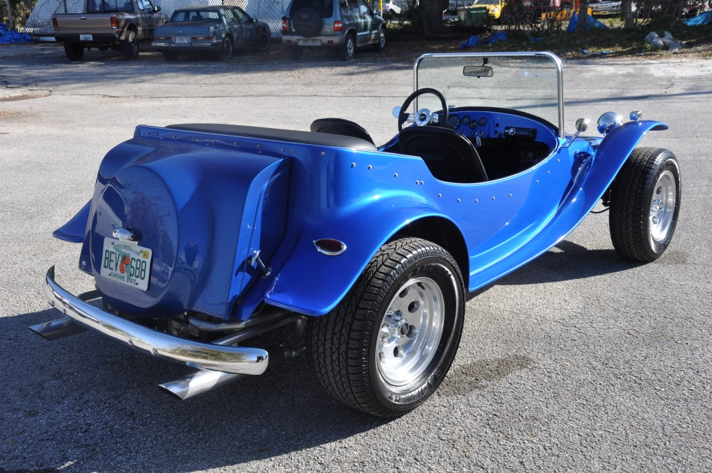 1967 VW Dune Buggie right rear