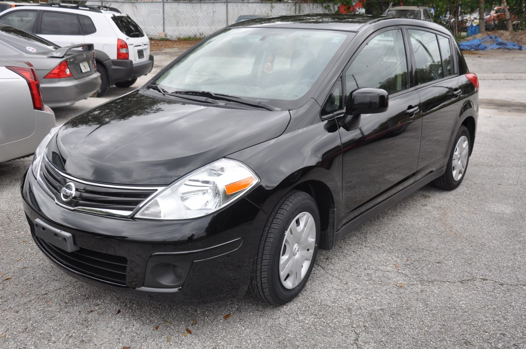 2010 Nissan Versa Make-Over