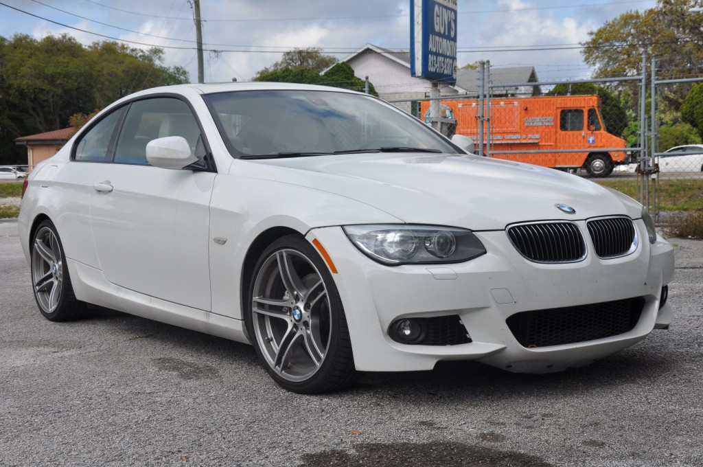 2013 BMW 328i Coupe Front Bumper