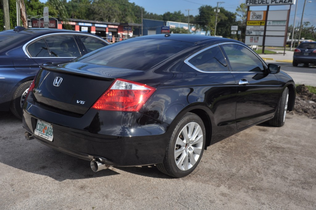 2009 Accord EX Coupe paint job